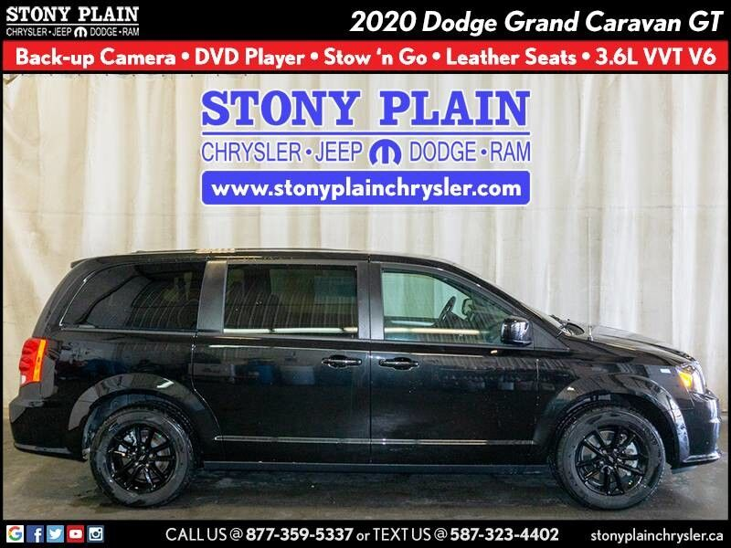 2020 Dodge Grand Caravan GT Stony Plain AB