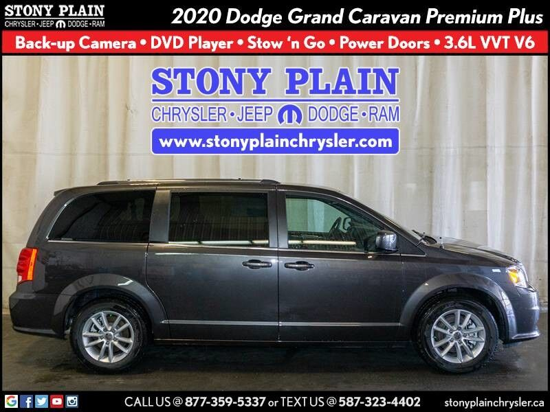 2020 Dodge Grand Caravan Premium Plus Stony Plain AB