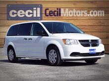 2020_Dodge_Grand Caravan_SE_  TX