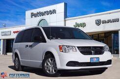 2020_Dodge_Grand Caravan_SE_ Wichita Falls TX