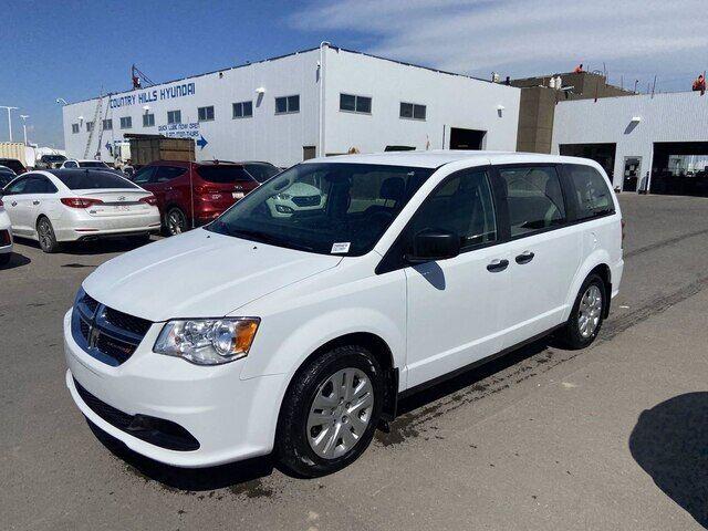 2020 Dodge Grand Caravan SE Calgary AB