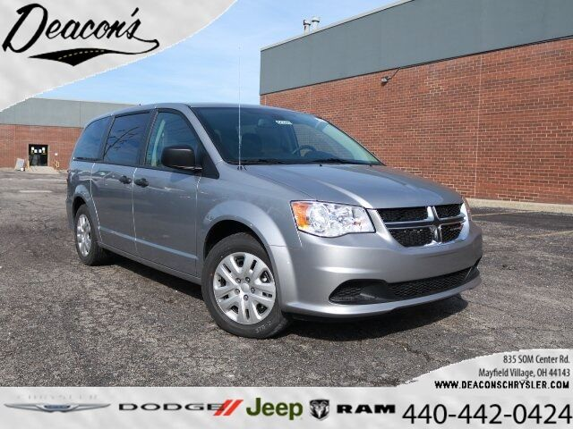 2020 Dodge Grand Caravan SE Mayfield Village OH
