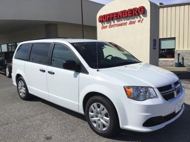 2020 Dodge Grand Caravan SE (NOT AVAILABLE IN ALL 50 STATES) Herrin IL
