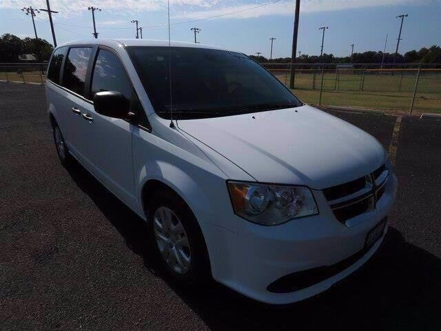 2020 Dodge Grand Caravan SE (NOT AVAILABLE IN ALL 50 STATES) Lampasas TX