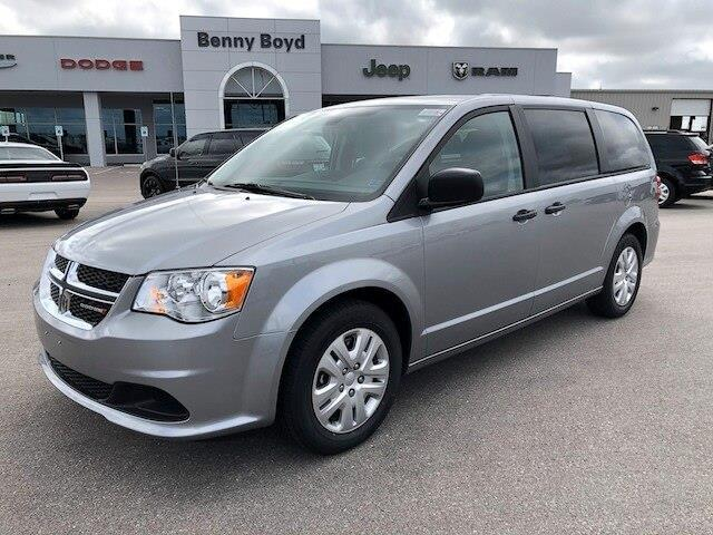 2020 Dodge Grand Caravan SE (NOT AVAILABLE IN ALL 50 STATES)