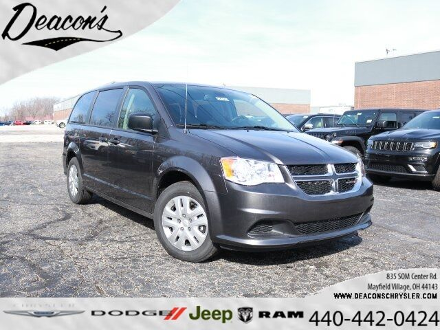 2020 Dodge Grand Caravan SE (NOT AVAILABLE IN ALL 50 STATES) Mayfield Village OH