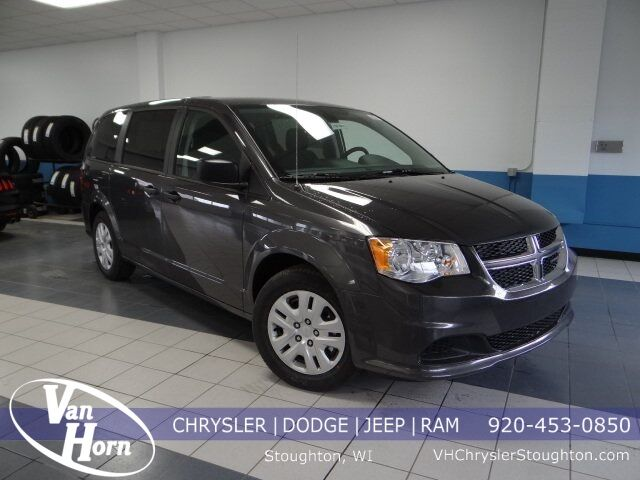 2020 Dodge Grand Caravan SE (NOT AVAILABLE IN ALL 50 STATES) Plymouth WI
