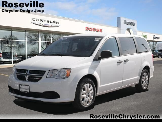 2020 Dodge Grand Caravan SE (NOT AVAILABLE IN ALL 50 STATES) Roseville MN