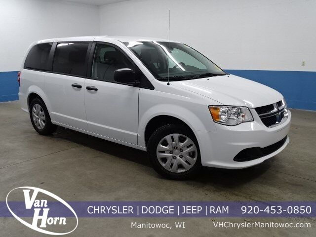2020 Dodge Grand Caravan SE (NOT AVAILABLE IN ALL 50 STATES) Manitowoc WI