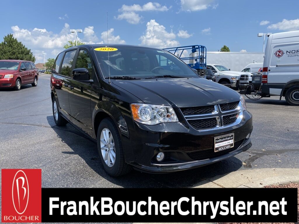2020 Dodge Grand Caravan SE PLUS (NOT AVAILABLE IN ALL 50 STATES) Janesville WI