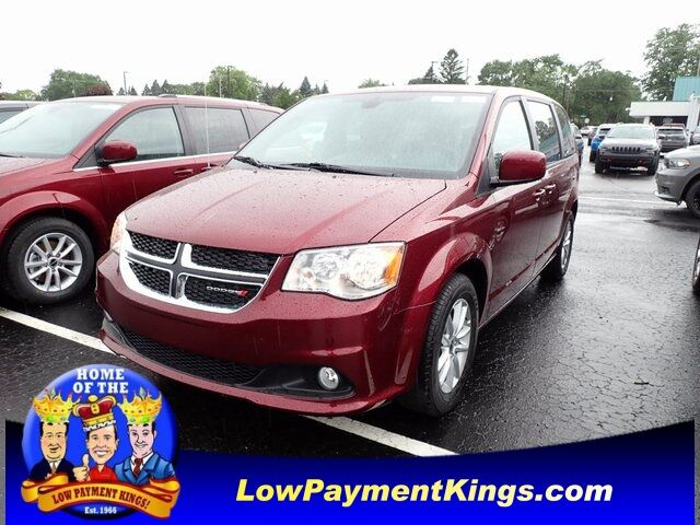 2020 Dodge Grand Caravan SE PLUS (NOT AVAILABLE IN ALL 50 STATES) Monroe MI