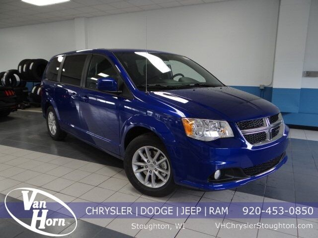 2020 Dodge Grand Caravan SE PLUS (NOT AVAILABLE IN ALL 50 STATES) Stoughton WI