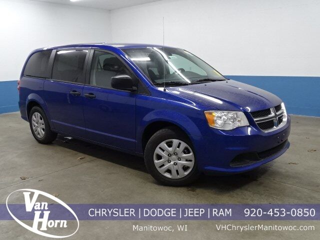 2020 Dodge Grand Caravan SE Plymouth WI