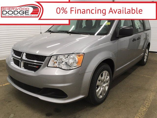 2020 Dodge Grand Caravan SE Sherwood Park AB