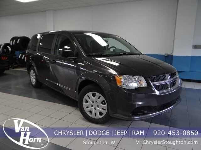 2020 Dodge Grand Caravan SE Stoughton WI