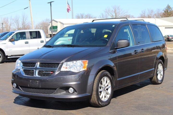 2020 Dodge Grand Caravan SXT Fort Wayne Auburn and Kendallville IN