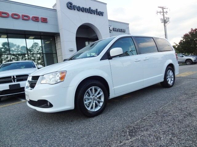 2020 Dodge Grand Caravan SXT (NOT AVAILABLE IN ALL 50 STATES) Chesapeake VA