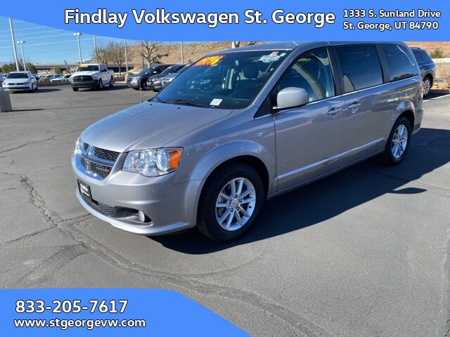 2020 Dodge Grand Caravan SXT St. George UT