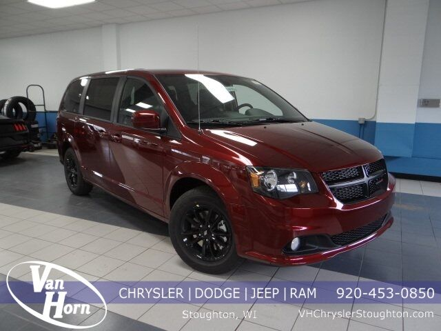 2020 Dodge Grand Caravan SXT Stoughton WI