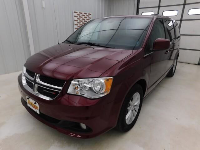 2020 Dodge Grand Caravan SXT Wagon Manhattan KS