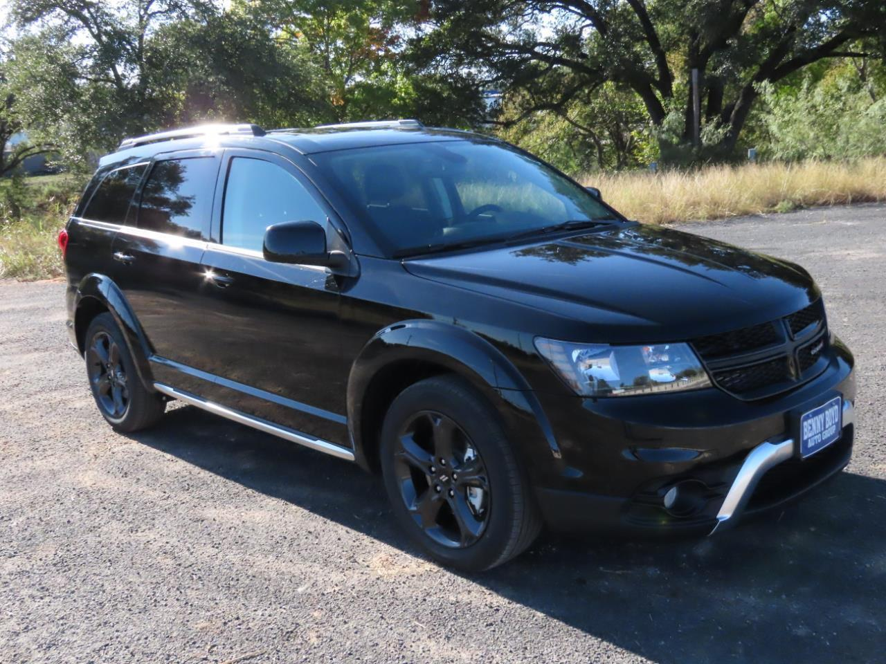 2020 Dodge Journey CROSSROAD (FWD) Lampasas TX