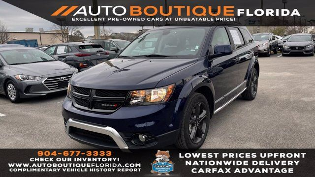 2020 Dodge Journey Crossroad Jacksonville  FL