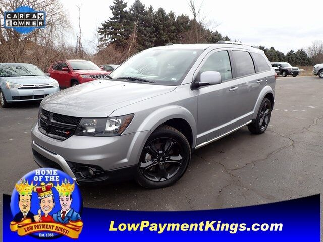 2020 Dodge Journey Crossroad Monroe MI