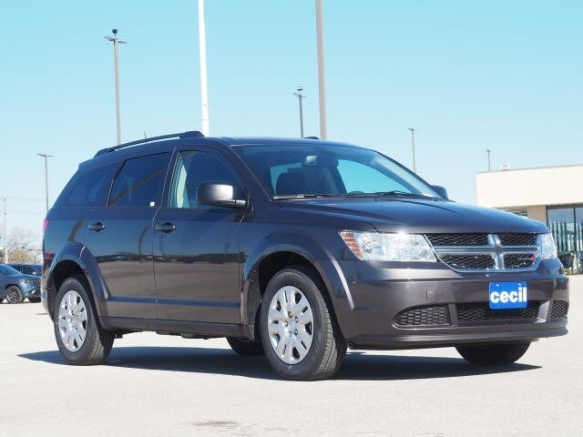 2020 Dodge Journey SE (FWD) Burnet TX