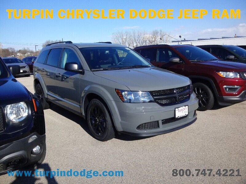 2020 Dodge Journey SE (FWD) Dubuque IA