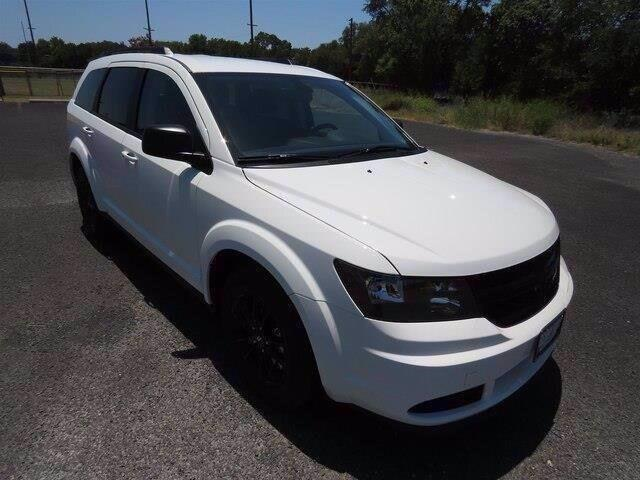 2020 Dodge Journey SE (FWD) Lampasas TX