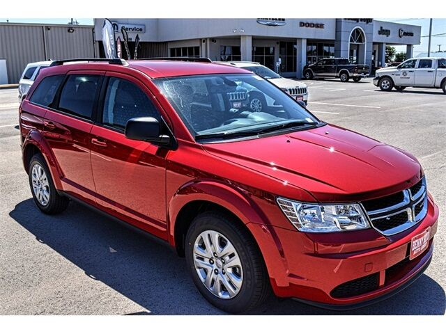 2020 Dodge Journey SE (FWD) Andrews TX