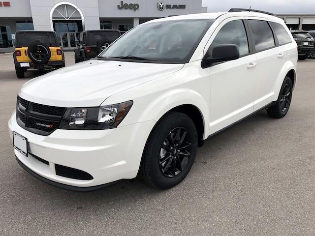 2020 Dodge Journey SE (FWD)