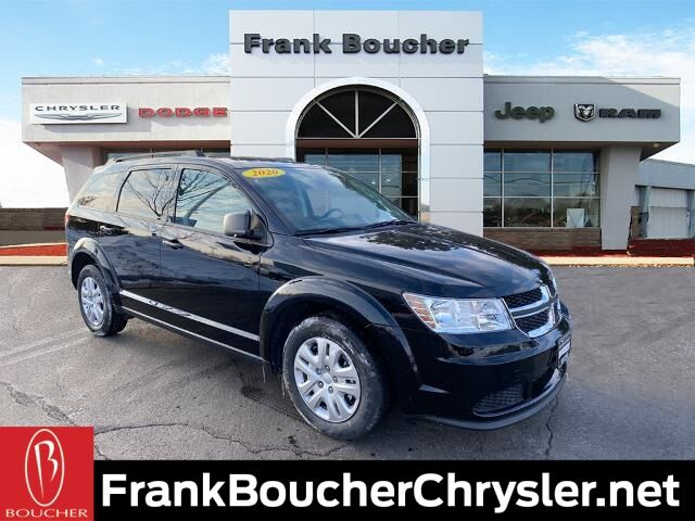 2020 Dodge Journey SE (FWD) Janesville WI