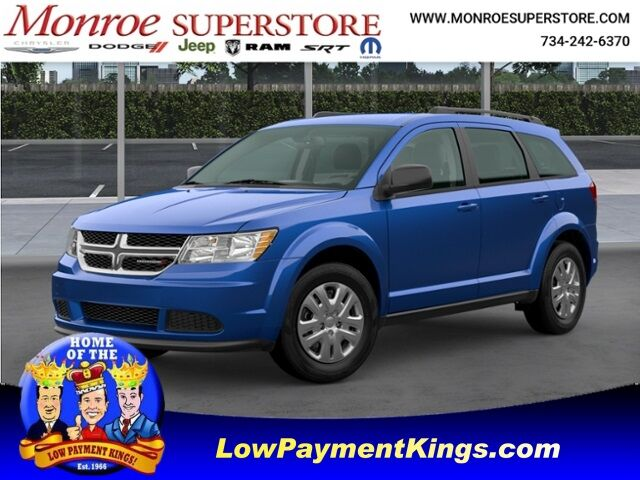 2020 Dodge Journey SE (FWD) Monroe MI