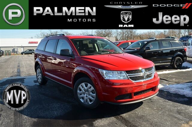 2020 Dodge Journey SE Racine WI