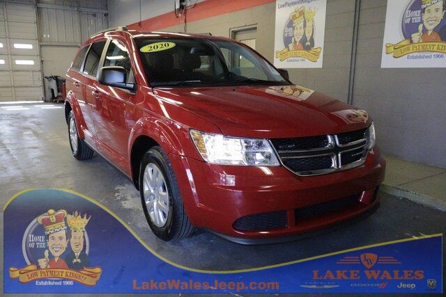 2020 Dodge Journey SE Lake Wales FL