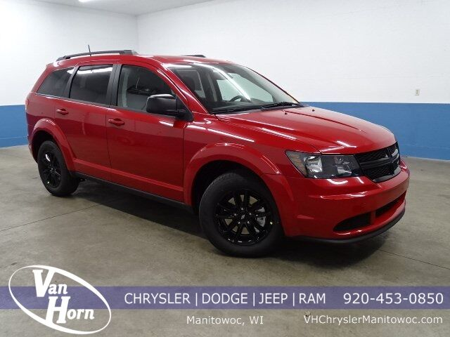 2020 Dodge Journey SE VALUE (FWD) Manitowoc WI