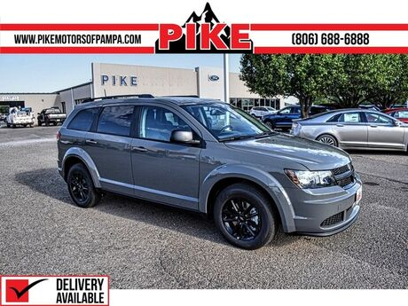 2020 Dodge Journey SE Value Pampa TX