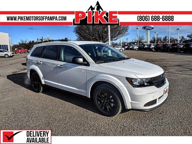 2020 Dodge Journey SE Value Pampa TX
