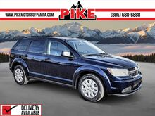 2020_Dodge_Journey_SE Value_ Pampa TX