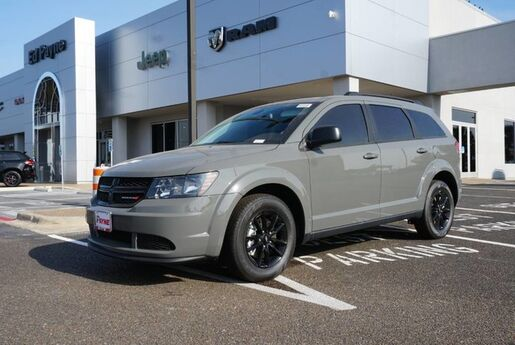 2020 Dodge Journey SE Value Weslaco TX