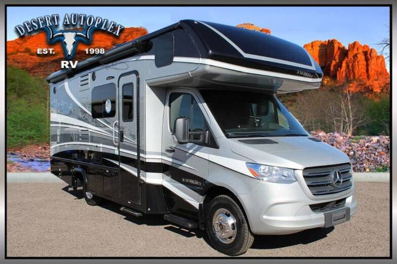 2020 Dynamax Isata 3 24FWM Single Slide Class C Motorhome Mesa AZ