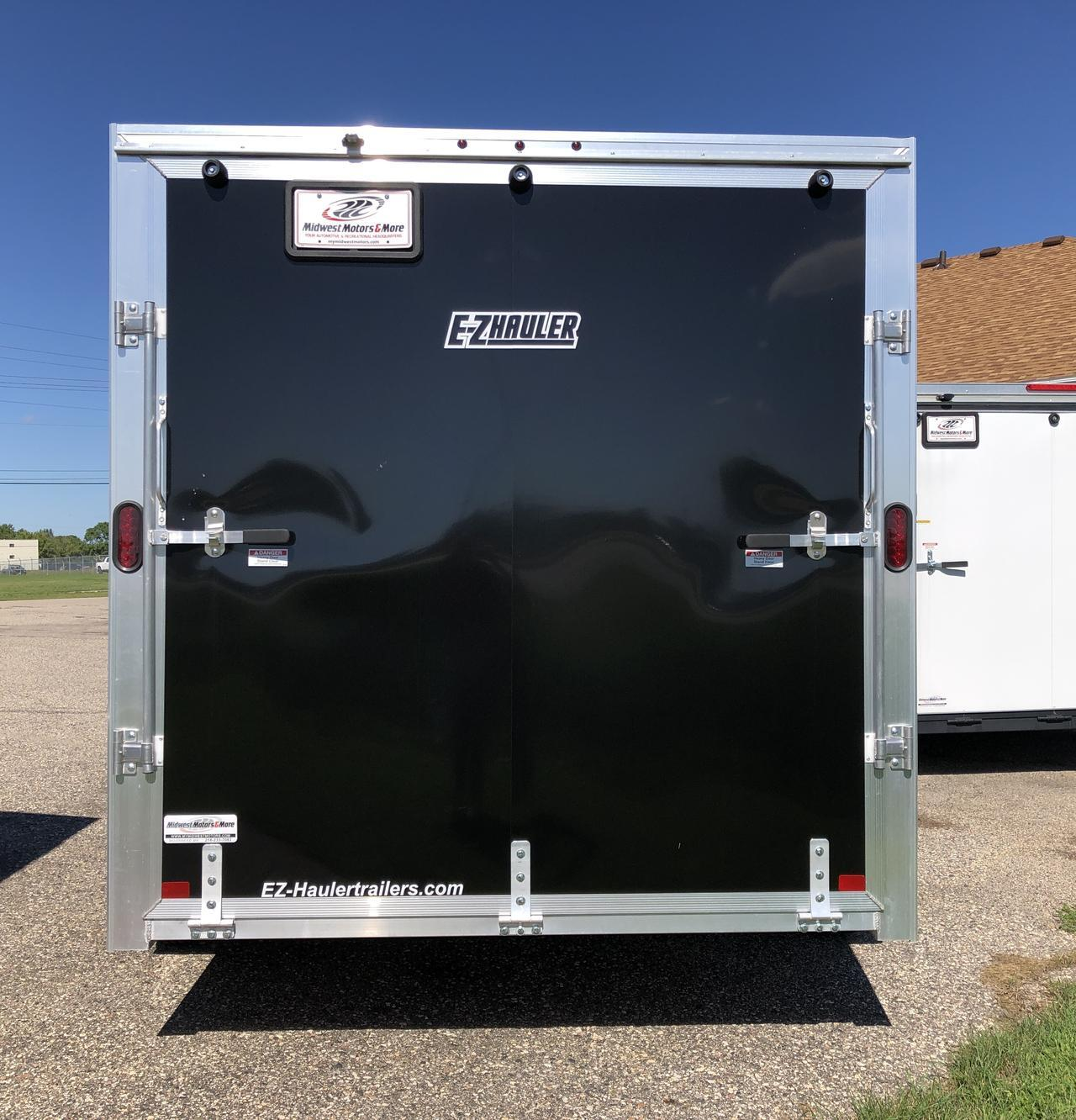 2020 EZ Hauler 7'X14' Enclosed Trailer Moorhead MN