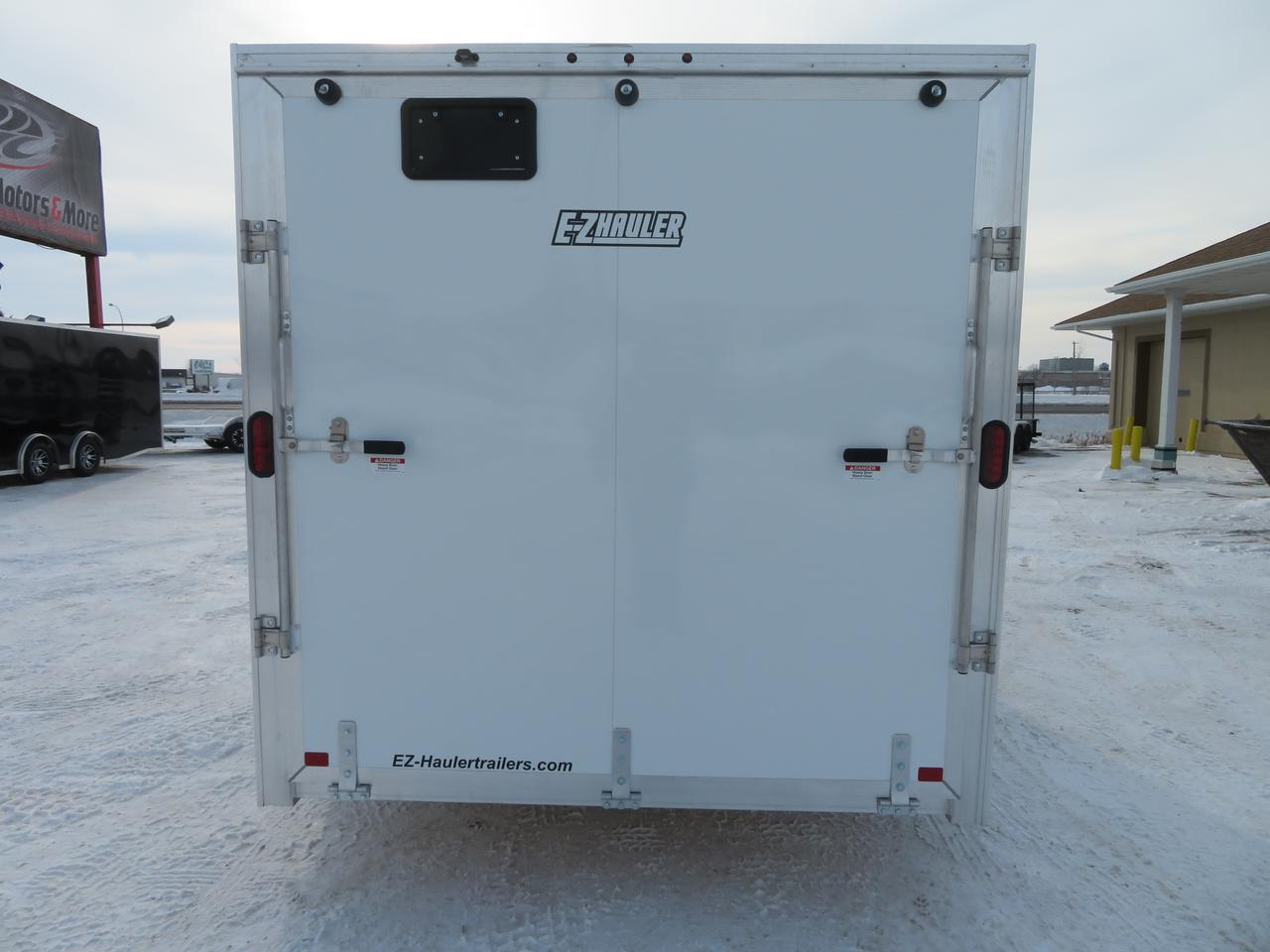 2020 EZ Hauler 7'X16' Enclosed Trailer Moorhead MN
