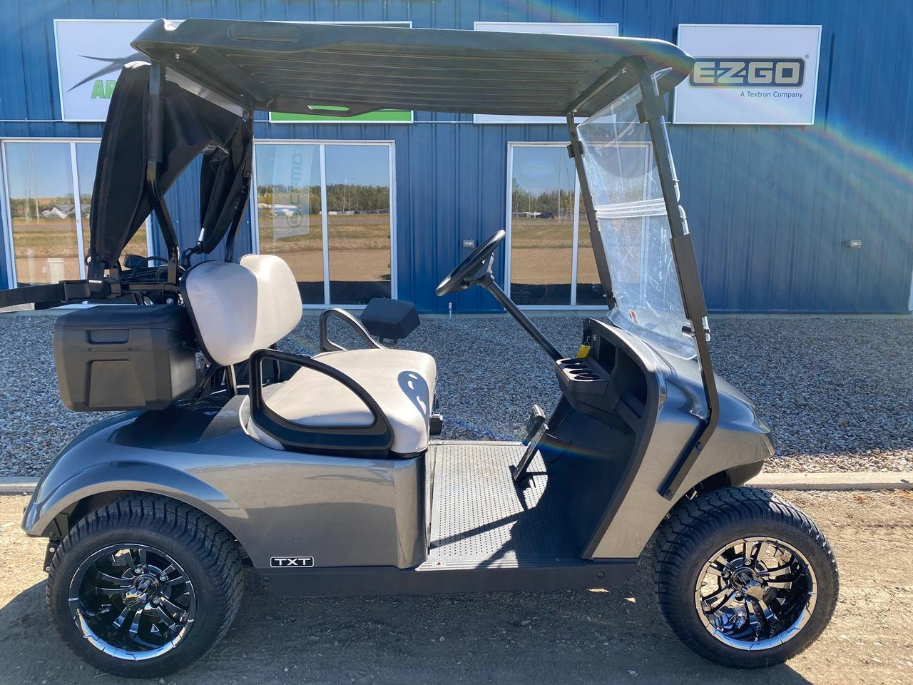 2020 EZGO TXT ELECTRIC *DEMO* CART Swift Current SK