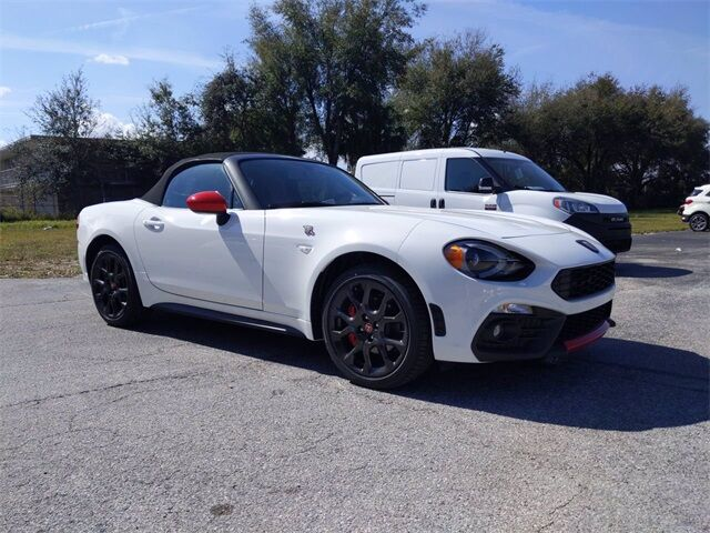 2020 FIAT 124 Spider ABARTH Winter Haven FL