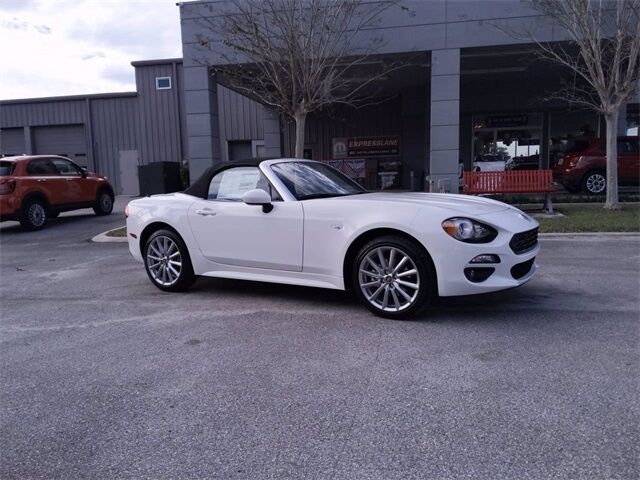 2020 FIAT 124 Spider LUSSO Winter Haven FL