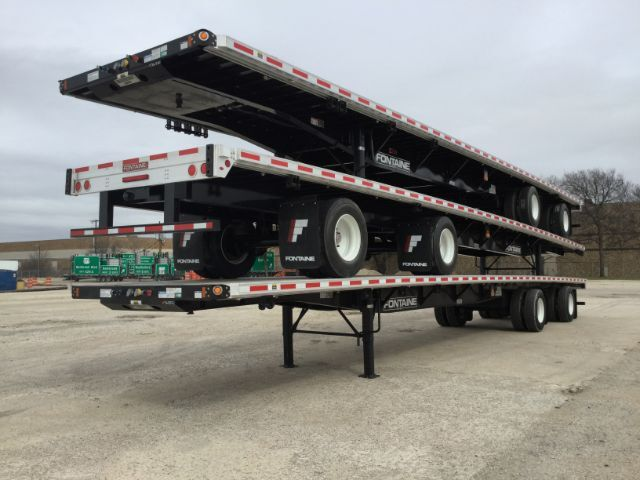 2020 FONTAINE 53x102-FLATBED