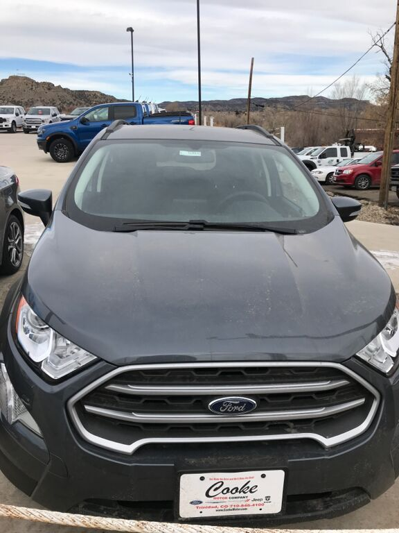 2020 FORD ECOSPORT S Trinidad CO