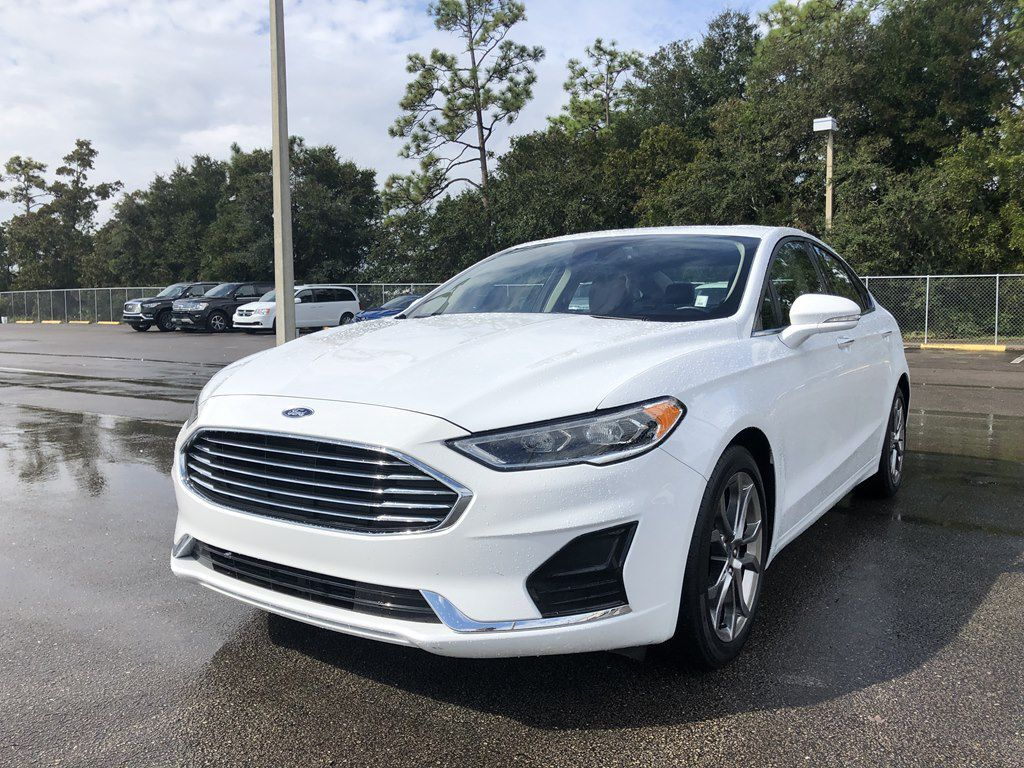 2020 FORD FUSION SEL SEL